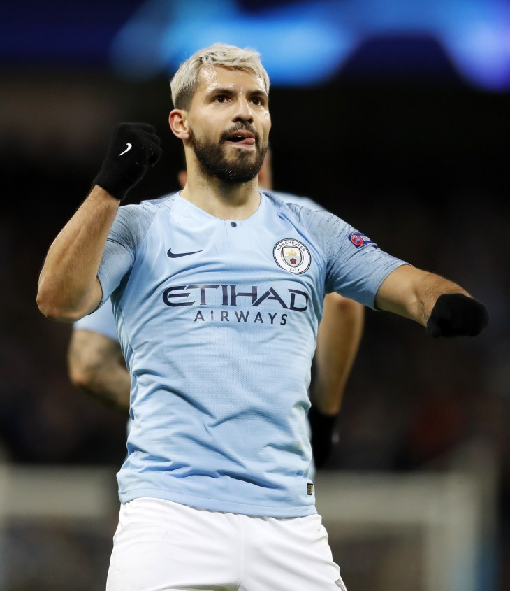 Sergio Aguero has again been left out by Argentina despite good form for Manchester City