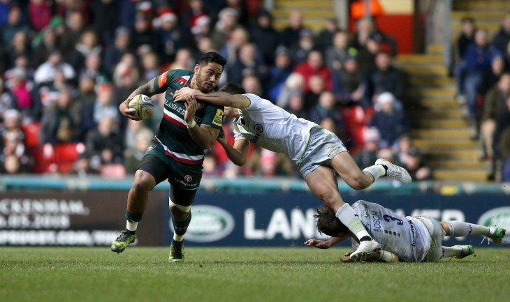Manu Tuilagi could return to the England side