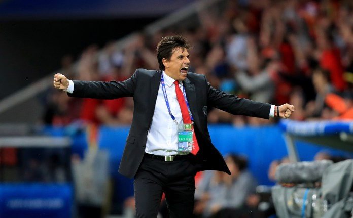 Chris Coleman led Wales to the last four of Euro 2016 but left a year later