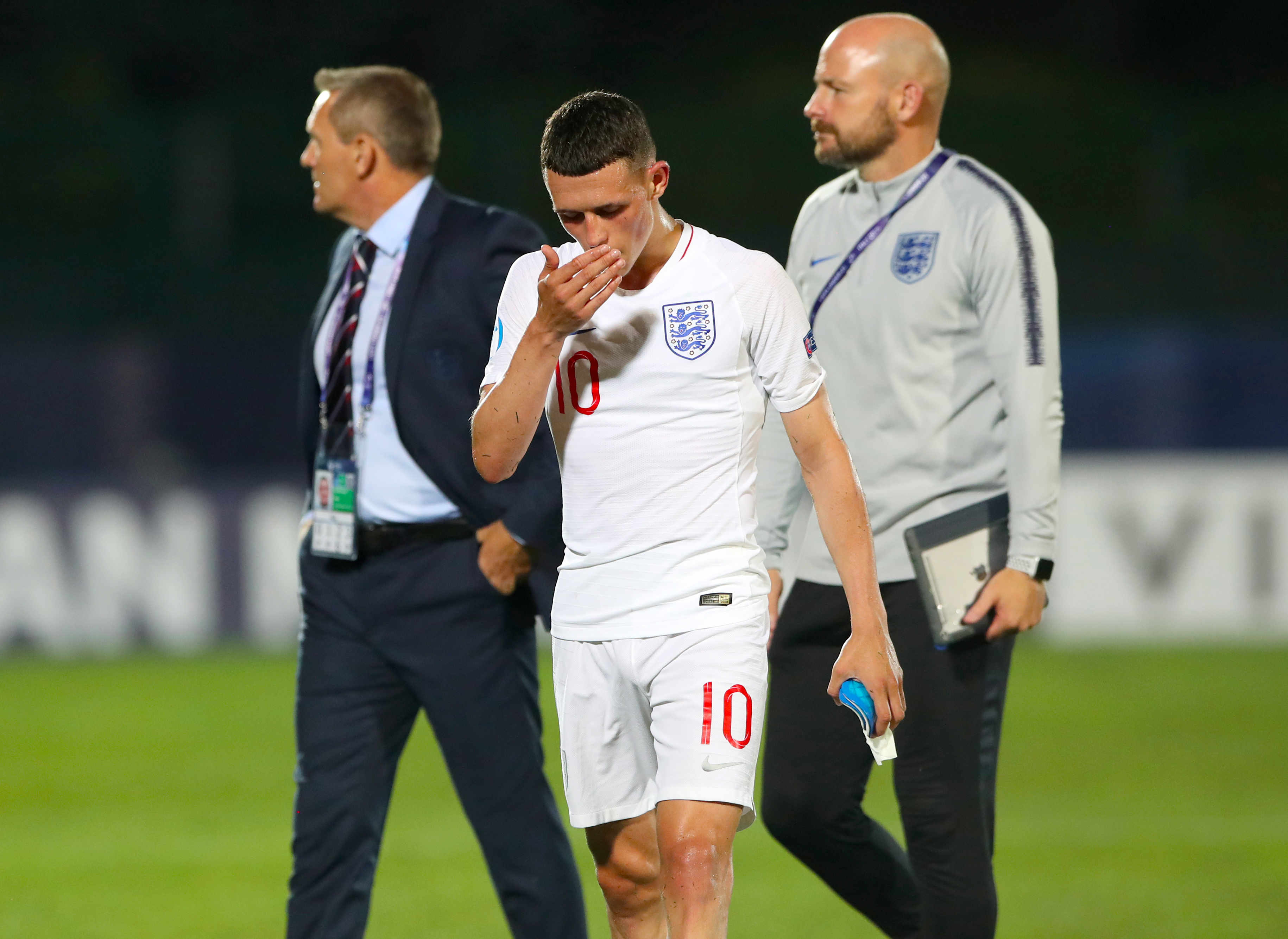 Phil Foden is part of the squad again