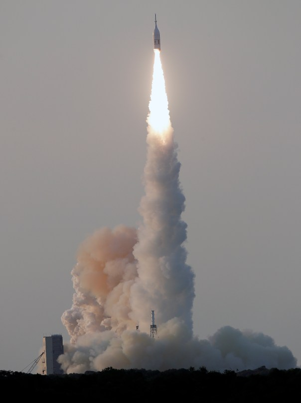 Lift-off from Cape Canaveral