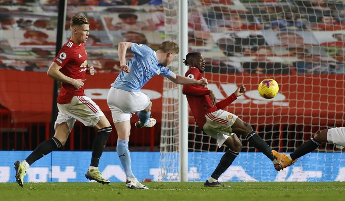 Manchester United v Manchester City – Premier League – Old Trafford