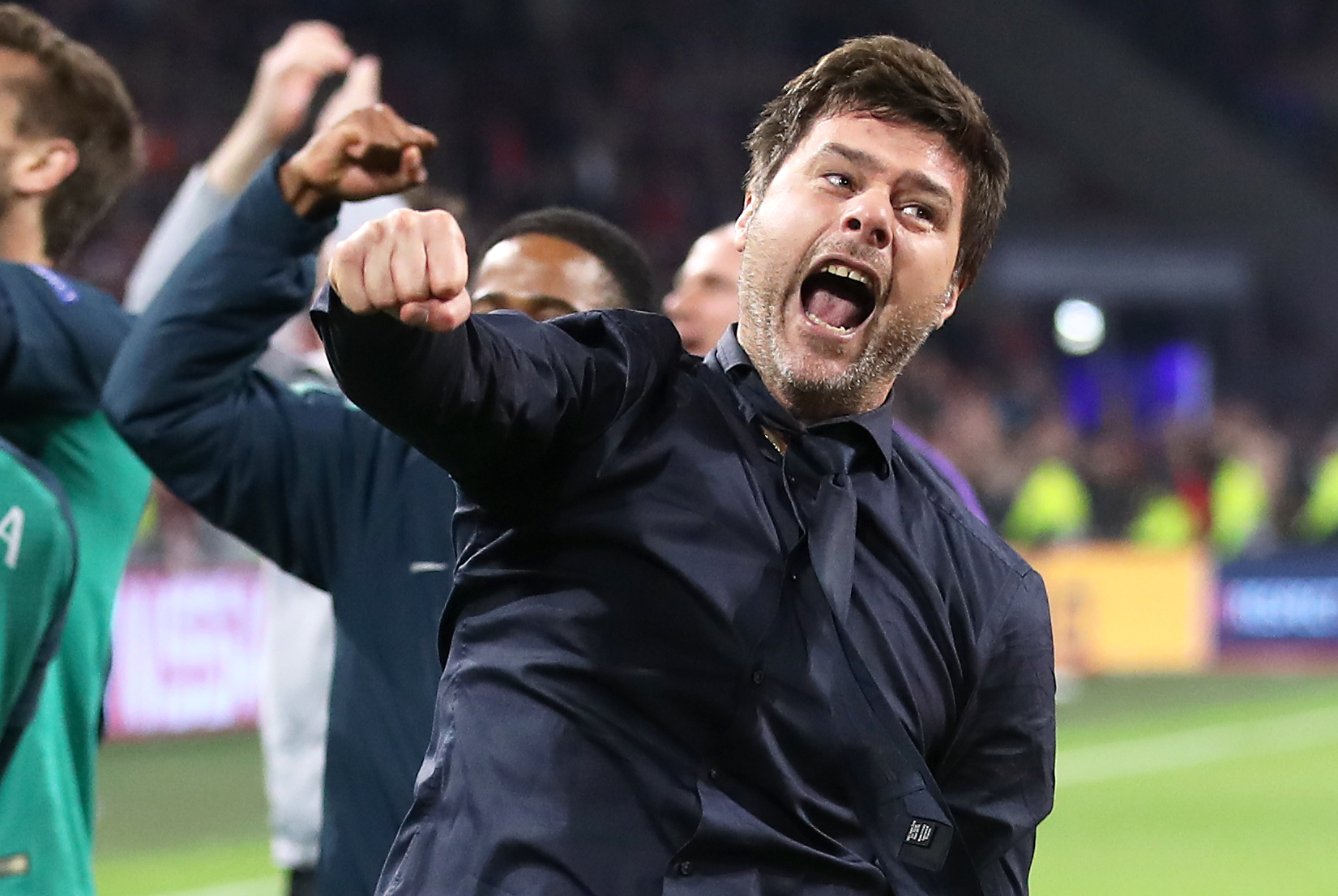 Mauricio Pochettino has first-hand experience of the rising cost of attending the final