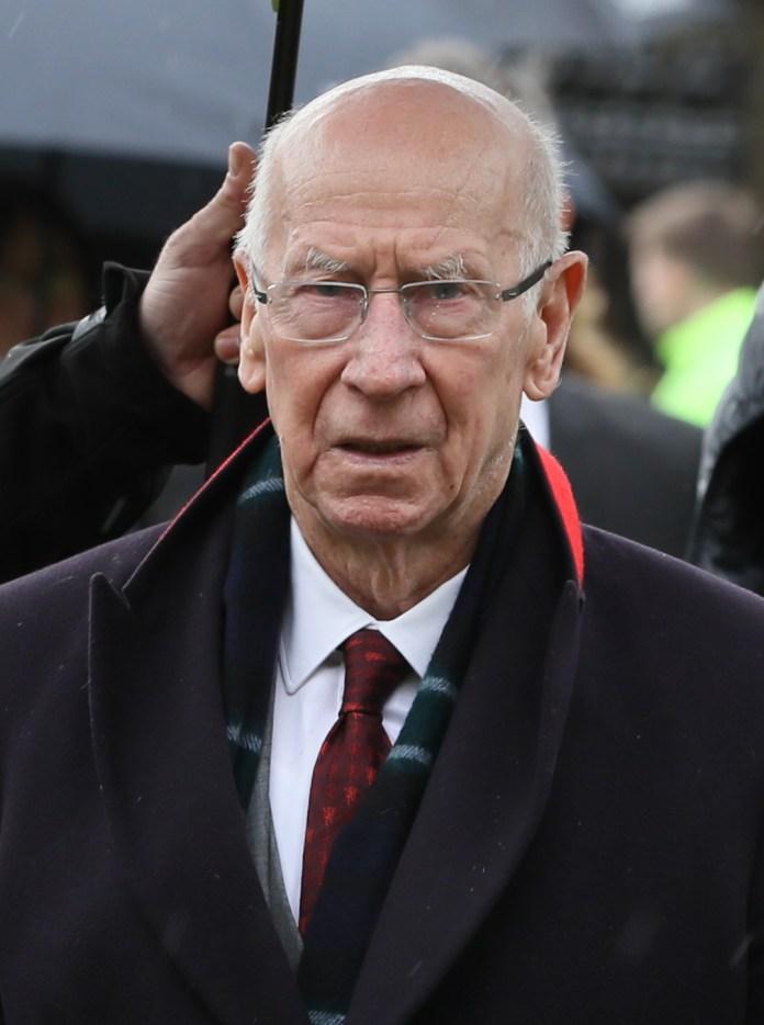 Sir Bobby Charlton File Photos