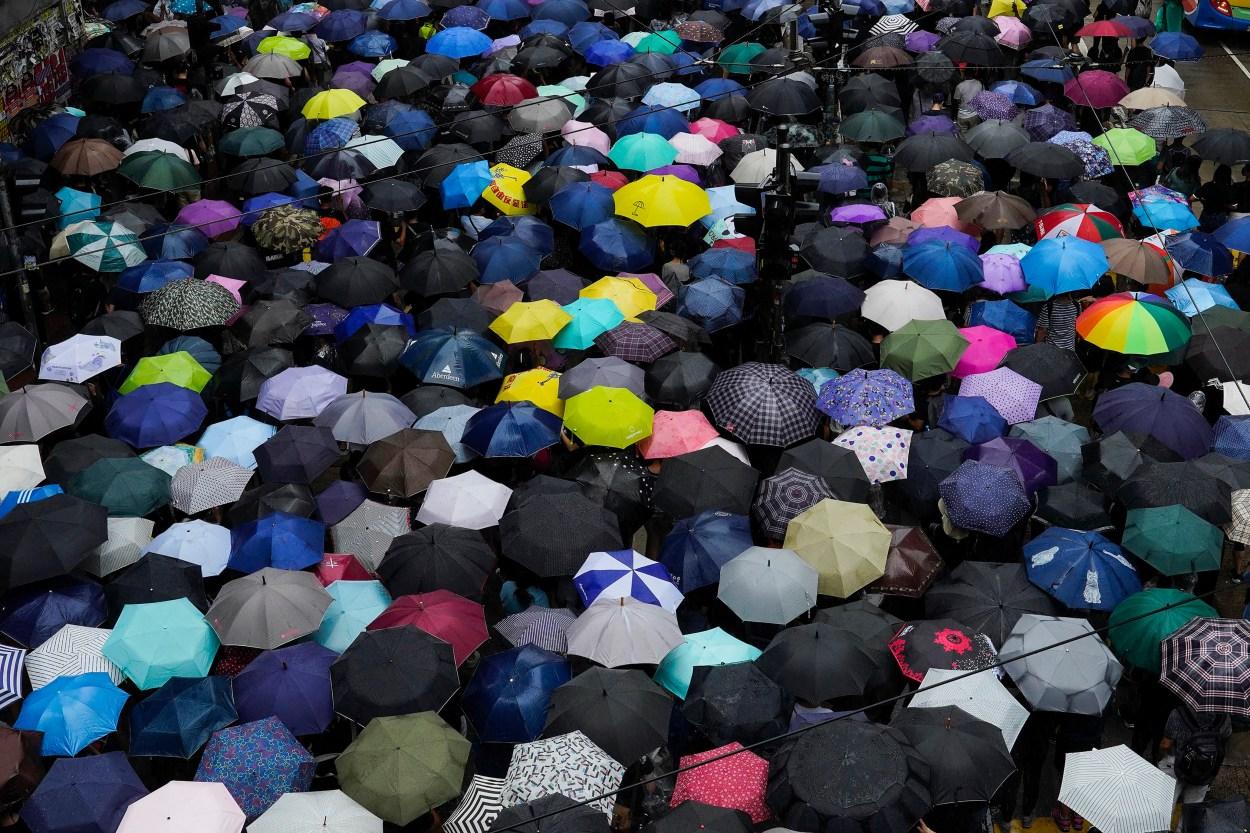 Hong Kong Protests Hidden Healers