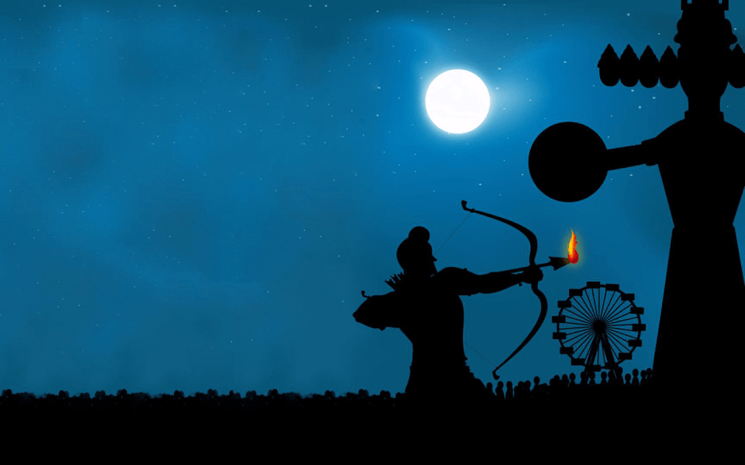 Dussehra date in India 2018, 2019, 2020 - Astha or Adhyatm