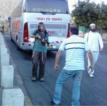 Jewish soldier shoots Kar'in