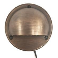 brass step deck light