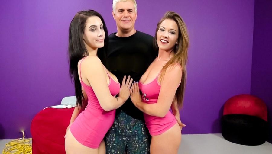 Banchettando con due Cunts Wet (immorallive) Porno Dan,Noelle Easton,Alice Lighthouse