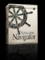 Netscapeの商品パッケージ