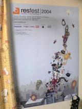 resfest poster