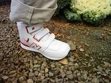 アズサの靴