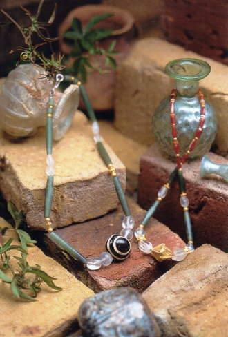 200409 古代ジュエリー展  古代装身具