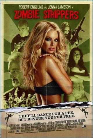 Jenna Jameson in Zombie Strippers
