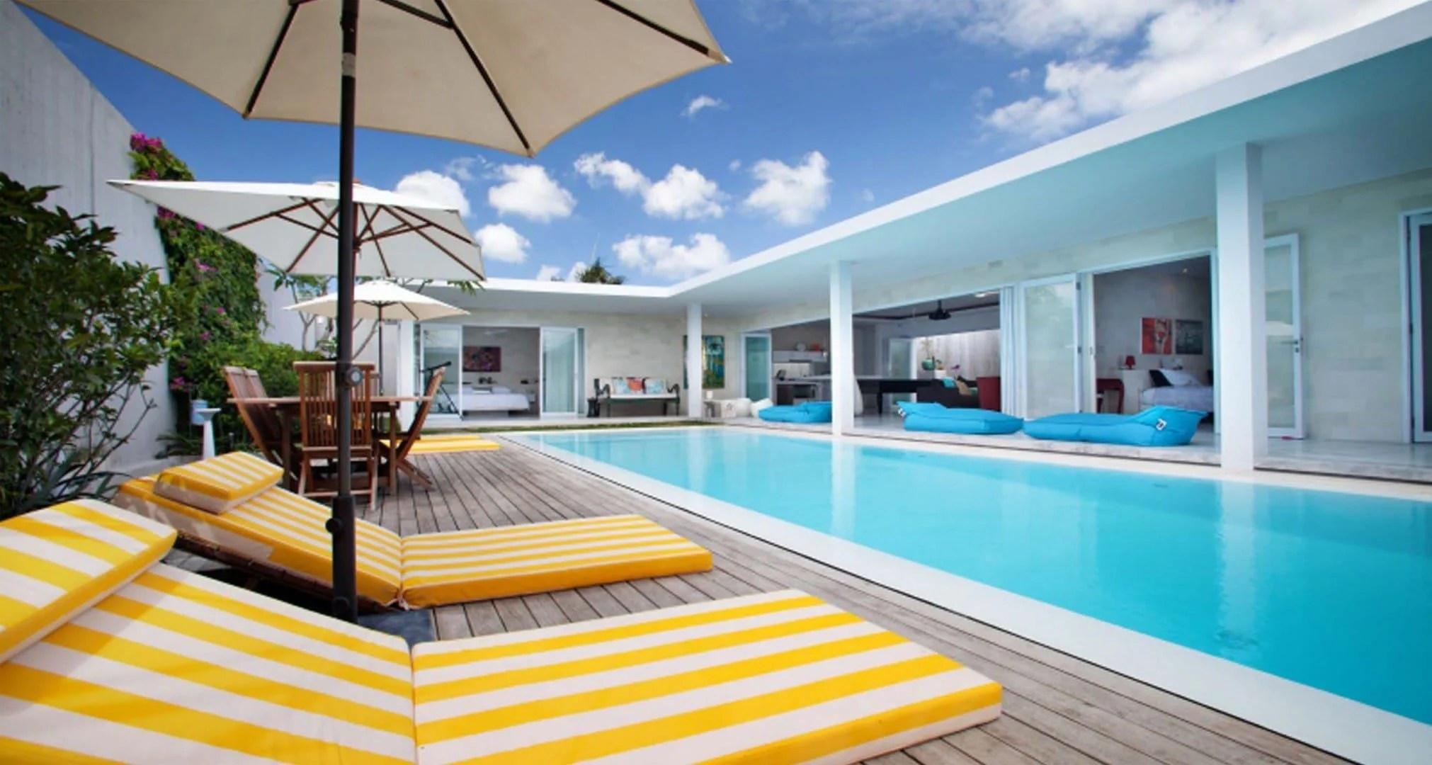 8 Inspirasi Kolam Renang Modern Untuk Rumah Anda
