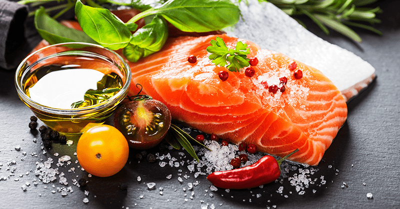 intermittent fasting protein sources nutrition salmon salt tomato testosterone