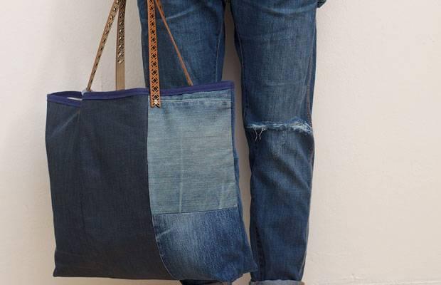 Recycling: So näht ihr aus alten Jeans tolle neue Sachen! BRIGITTE.de