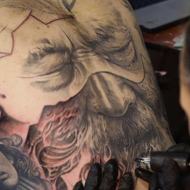 3d Tattoo Echter Hingucker Brigittede
