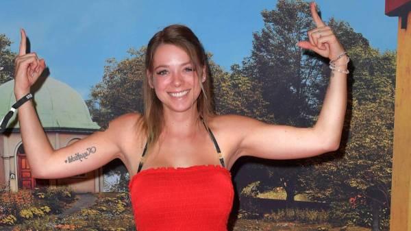 Anne Wünsche: Oben-ohne-Foto mit einer klaren Botschaft