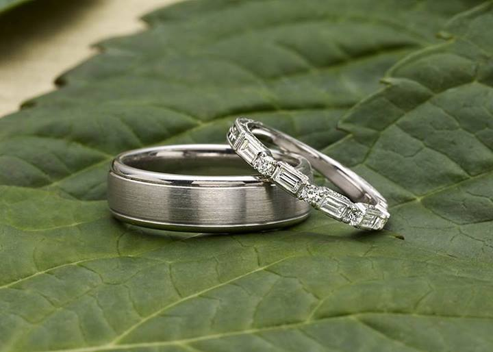 His And Hers Wedding Bands Brilliant Earth
