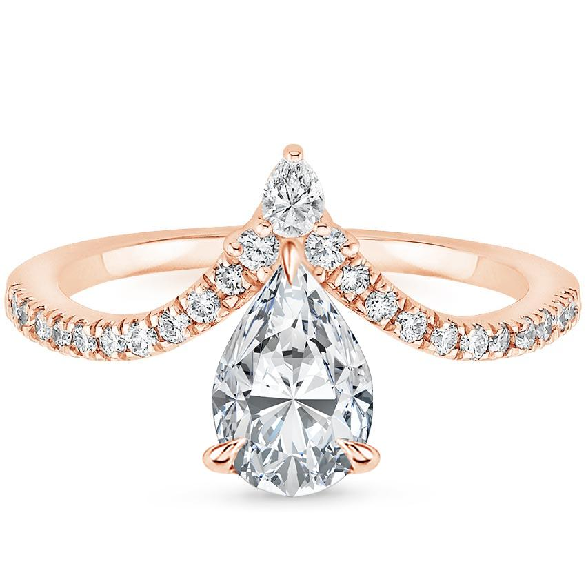 Our Favorite Pear Engagement Rings Brilliant Earth