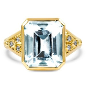 Vintage Emerald Cut Engagement Rings   Brilliant Earth The  Greenwich Ring