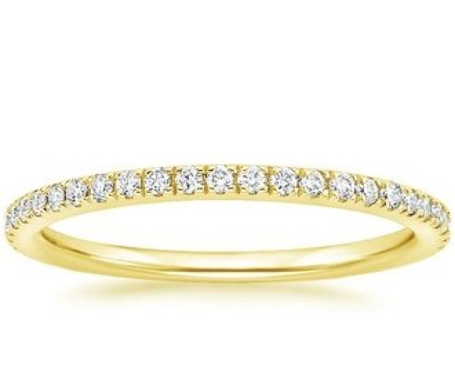Luxe Ballad Diamond Ring   Ct Tw In K Yellow