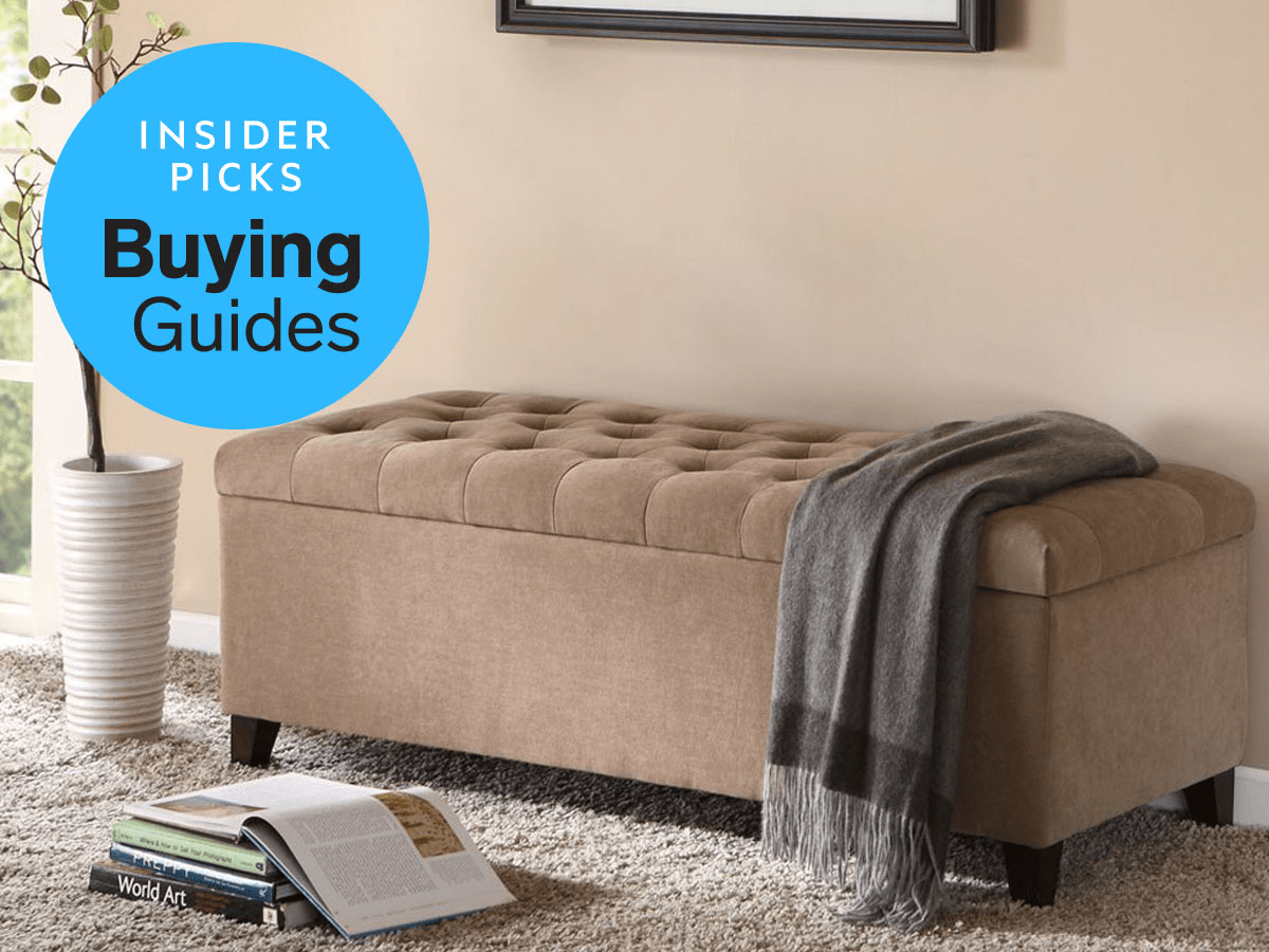 The Best Ottoman In 2019 Business Insider
