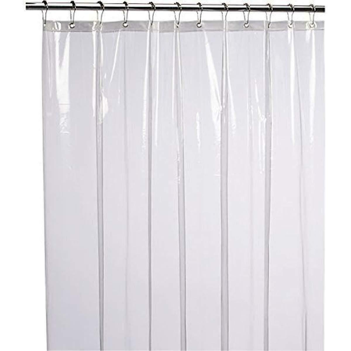 Mildew Resistant Anti Bacterial Shower Curtain Liner