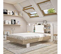but tete de lit avec rangement venus
