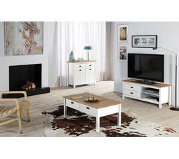 passez la souris sur pour zoomer meuble tv campagne