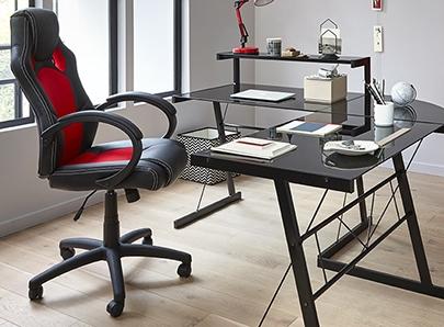 bureaux chaises