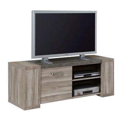repulesi esik osszebujik meuble tv avec enceinte integre conforama