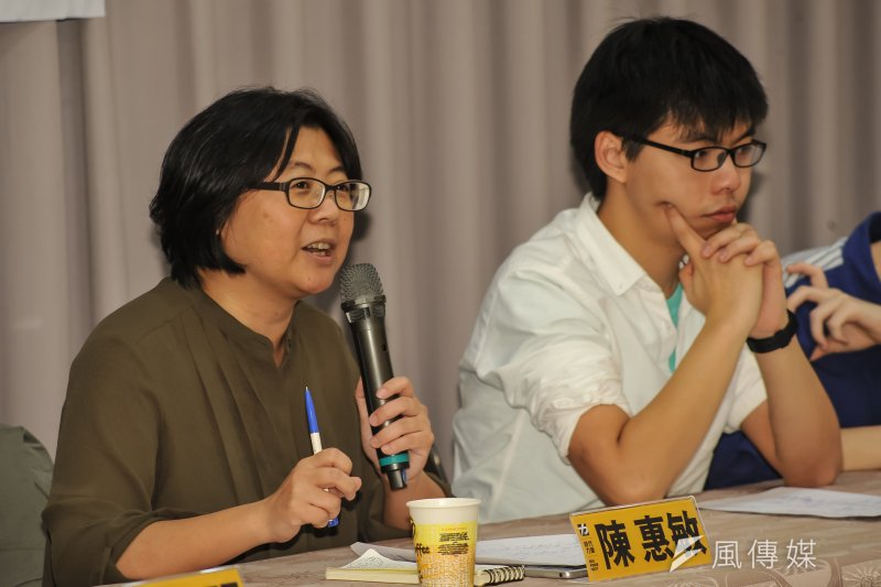 香港議員幕僚嘆「只有反對權」 陳惠敏自嘲:時代力量席次少也是如此-風傳媒