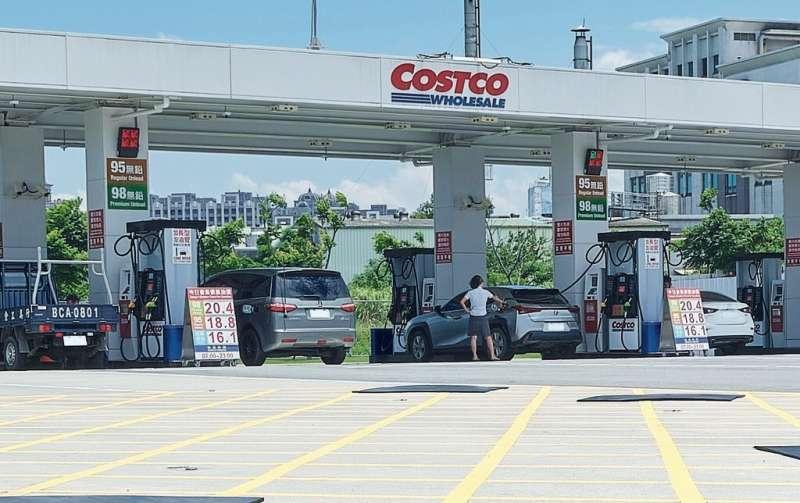 為什麼去Costco加油最優惠?因為刷卡享3%回饋!-風傳媒