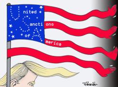 Afbeeldingsresultaat voor united sanctions of america