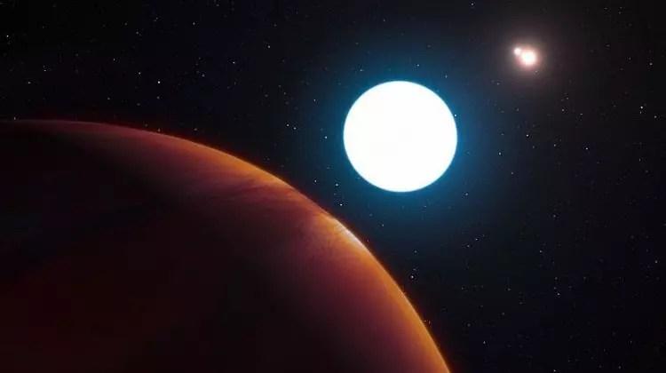 Bilim insanları şaşkın! 3 'Güneş'li gezegen...