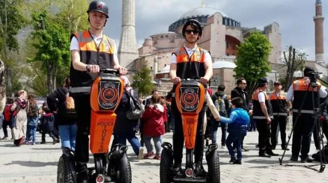 İstanbul'da 'turizm polisi' dönemi