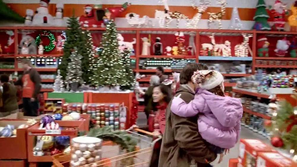 The Home Depot TV Commercial, 'Holiday Decorations'