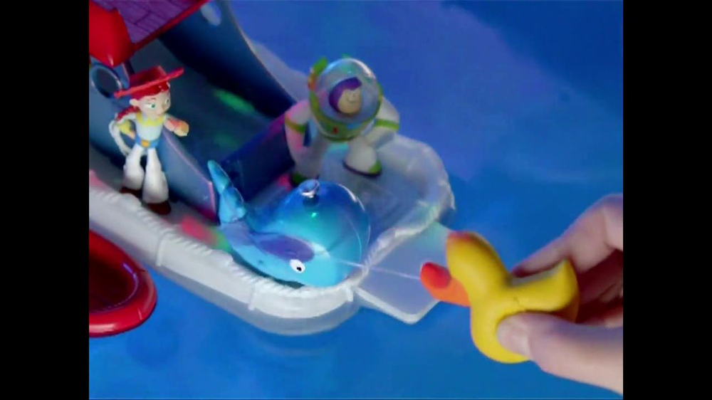 toy story partysaurus boat