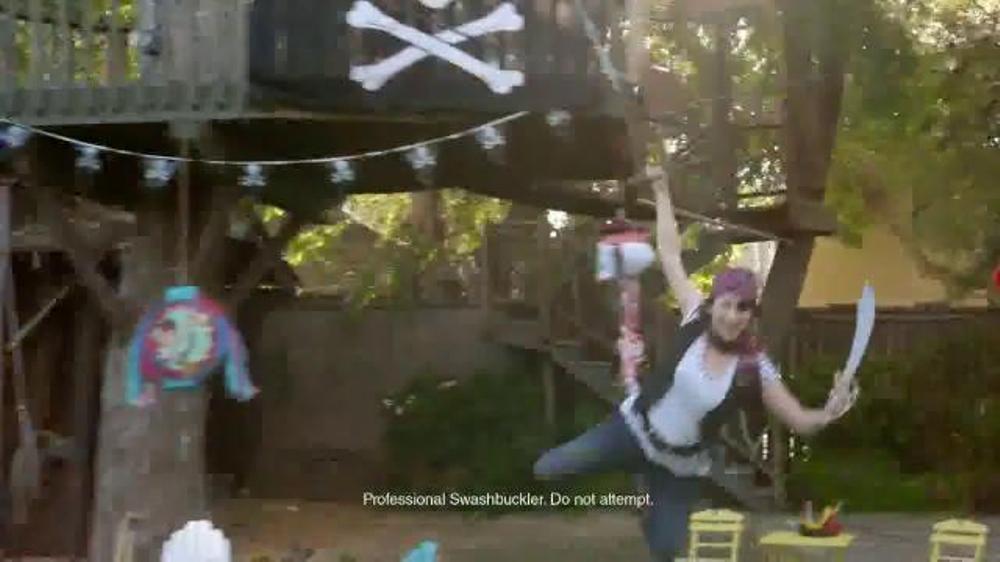 Disney Parks & Resorts TV Spot, 'Show Your Pirate Side' - Screenshot 4