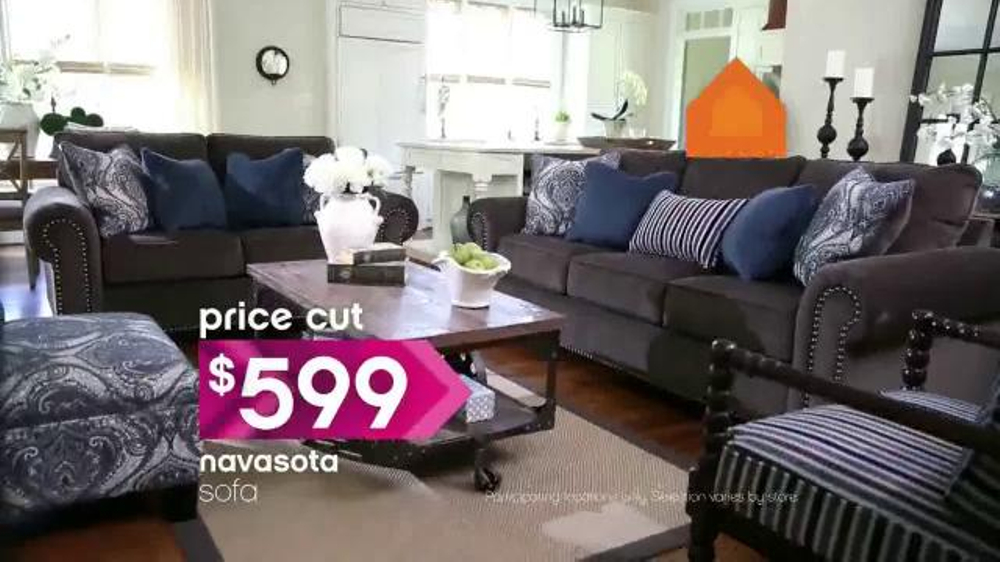 Ashley Furniture Homestore One Day Sale TV Commercial Sofas ISpottv