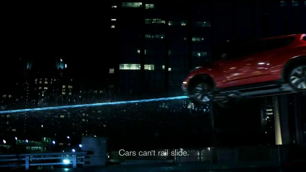 2013 Nissan Juke TV Spot, 'Fantasy Drive' Song by Beat Assailant - Screenshot 3