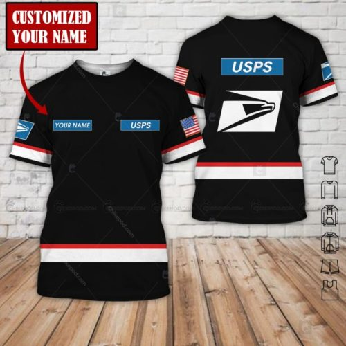 Personalized Name USPS 3D All Over Printed Clothes CM773 photo review