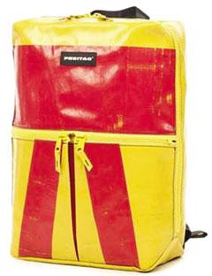 스위스산 가방 브랜드 '프라이탁(Freitag)' 가방.