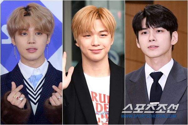 공식]방탄소년단 지민, 2020 3월 아이돌 브랜드 평판 1위…2위 강다니엘 ...