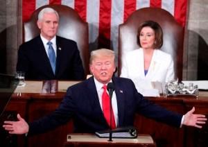 민주당, 하원에서 트럼프 탄핵 촉진 … 내전 선동 혐의