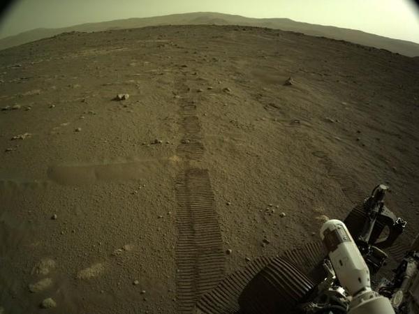 미국 탐사 로봇 Perseverance, 화성 첫 시운전 성공