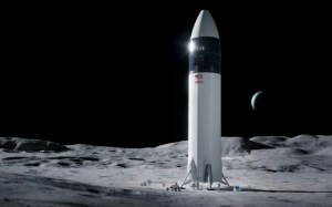 U.S. lunar lander project to SpaceX…  #1 Rich Bezos Wins Musk