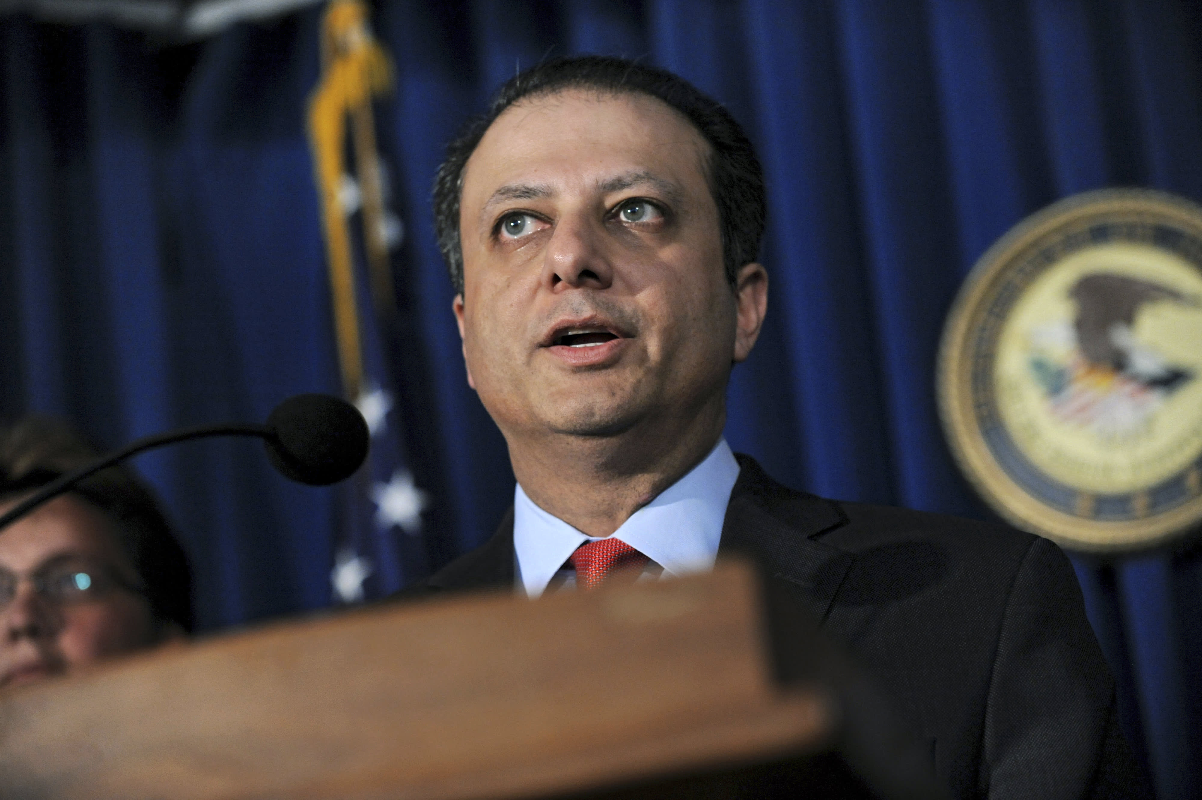 We found a banking analyst who thinks Preet Bharara 'should be hung by his heels'